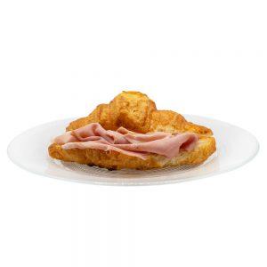Croissant salato con Cotto e Parmigiano Reggiano